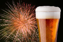 Fireworks beer small