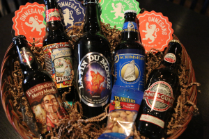 Craft Beer Gift Basket 1