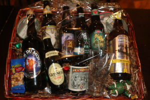 Craft Beer Gift Basket 2
