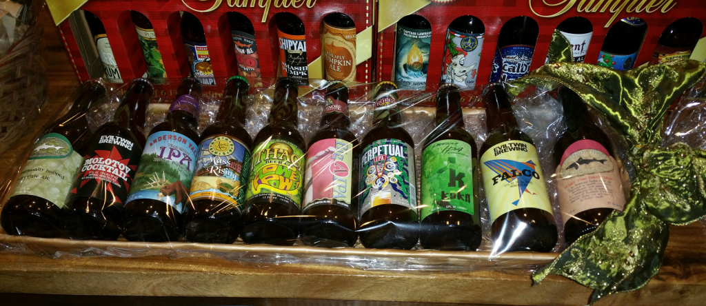 craft beer gift baskets for beer lovers