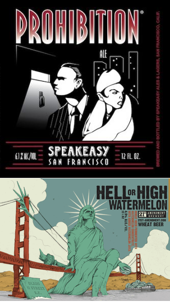 Speakeasy and 21st Amend