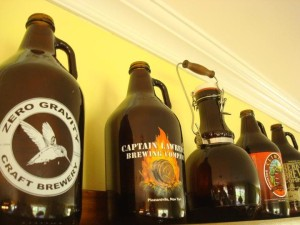 Growler & Gill Growlers