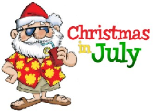 Christmas in July small