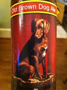 Old Brown Dog Ale