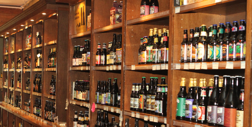 Craft Beer Bottle Shoppe