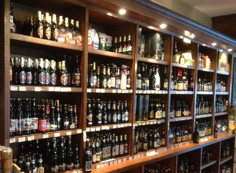 Beer Wall 2