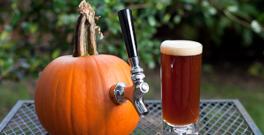 Pumpkin Beer and Cider Tap Takeover Sat 10/7- Sun 10/8