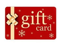 Gift Card Special