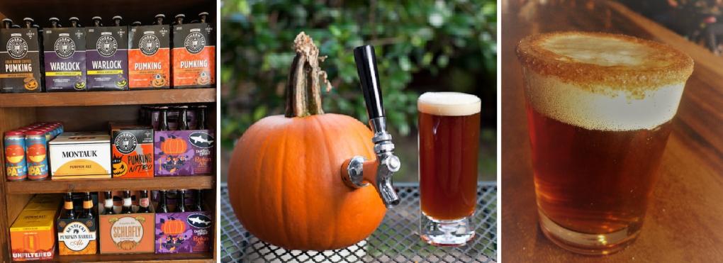 Pumpkin Beer & Cider Weekend Fri 10/1-Sun 10/3